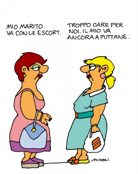 Abecedario Berlusconiano (5/6)
