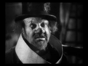 "Emil Jannings (Immanuel Rath) ne ""L'angelo azzurro"" (Der blaue engel), di Josef von Sternberg (1930), protagonista Marlene Dietrich nel ruolo di Lola"